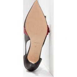 Bianca Di Czółenka nero/cipria/blanco. Czarne buty ślubne damskie Bianca Di, z materiału. Za 549,00 zł.