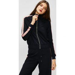 Only - Bluza Brilliant. Szare bluzy damskie marki ONLY, s, z bawełny, casualowe, z okrągłym kołnierzem. Za 149,90 zł.
