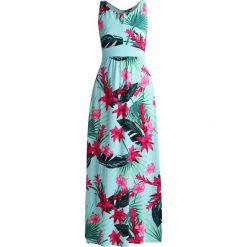Długie sukienki: comma Długa sukienka aqua