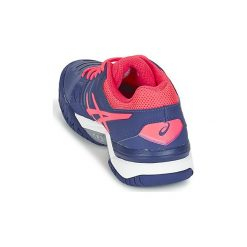 Buty do tenisa  Asics  GEL-CHALLENGER W. Czarne buty do tenisu damskie marki Asics. Za 307,30 zł.