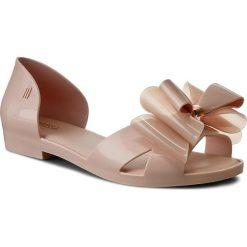 Rzymianki damskie: Sandały MELISSA – Seduction II Ad 31920 Light Pink 01276