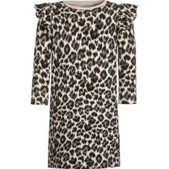 Sukienki dziewczęce: J.CREW LEOPARD DRESS Sukienka letnia natural/black