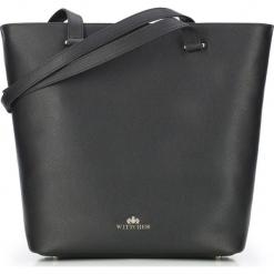 Torebka damska 87-4E-408-1. Czarne shopper bag damskie Wittchen, na ramię. Za 399,00 zł.