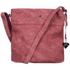Lylee Torebka Damska April, Crossbody, Bordowa. Czerwone torebki klasyczne damskie Lylee, z bawełny. Za 149,00 zł.