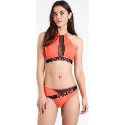 Stroje dwuczęściowe damskie: Calvin Klein Swimwear HIPSTER  Dół od bikini hot coral