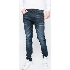 Only & Sons - Jeansy Warp. Niebieskie jeansy męskie skinny marki Only & Sons. W wyprzedaży za 139,90 zł.