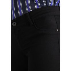 Vero Moda VMHOT FIVE BIKER ANKLE PANTS Jeans Skinny Fit black. Czarne rurki damskie Vero Moda. Za 129,00 zł.