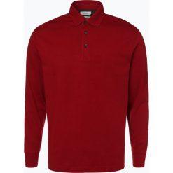 Mc Earl - Męska koszulka polo, czerwony. Czerwone koszulki polo Mc Earl, l, z bawełny, z długim rękawem. Za 119,95 zł.