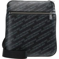 Emporio Armani PIATTINA PICCOLA Torba na ramię grey. Szare torby na ramię męskie marki Emporio Armani, na ramię, małe. W wyprzedaży za 455,20 zł.