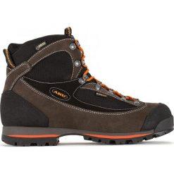 Buty trekkingowe męskie: Aku Buty męskie Trekker Lite II GTX  Antracite/Arancio r. 44