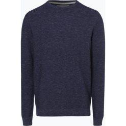 DENIM by Nils Sundström - Sweter męski, niebieski. Niebieskie swetry klasyczne męskie DENIM by Nils Sundström, m, z denimu. Za 179,95 zł.