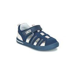 Sandały Dziecko  Chicco  CONRAD. Niebieskie sandały chłopięce Chicco. Za 139,30 zł.