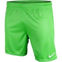 Nike Spodenki męskie Park zielone r. S. Spodenki sportowe męskie Nike, sportowe. Za 42,20 zł.