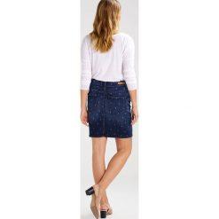 Spódniczki: comma casual identity Spódnica jeansowa blue denim stretch