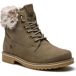 Trapery WRANGLER - Creek Alaska WL182502 Taupe 29. Zielone buty zimowe damskie Wrangler, z materiału. W wyprzedaży za 339,00 zł.
