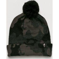The North Face - Czapka. Czarne czapki zimowe męskie marki The North Face, z dzianiny. W wyprzedaży za 99,90 zł.