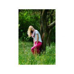 Długie spódnice: DŁUGA SPÓDNICA - SUMMER Pink
