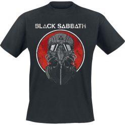 Black Sabbath Live 2014 T-Shirt czarny. Czarne t-shirty męskie z nadrukiem marki Black Sabbath, l. Za 74,90 zł.