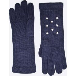 Czapki zimowe damskie: Tommy Hilfiger – Czapka + rękawiczki