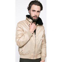 Brave Soul - Kurtka. Szare kurtki męskie przejściowe marki Brave Soul, l, z elastanu. W wyprzedaży za 99,90 zł.