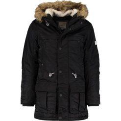 Płaszcze męskie: TOM TAILOR DENIM Płaszcz zimowy black
