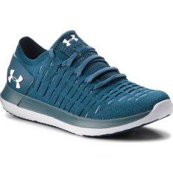 Buty UNDER ARMOUR - Ua Slingride 3020326-401 Blu. Niebieskie buty do biegania męskie marki Under Armour, z materiału. W wyprzedaży za 289,00 zł.