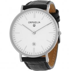 Zegarek kwarcowy w kolorze czarno-srebrno-białym. Czarne, analogowe zegarki męskie Esprit Watches, ze stali. W wyprzedaży za 136,95 zł.
