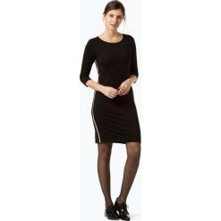 Opus - Sukienka damska – Wonka Sporty, czarny. Szare sukienki sportowe marki BE, s, z nadrukiem, z klasycznym kołnierzykiem. Za 329,95 zł.