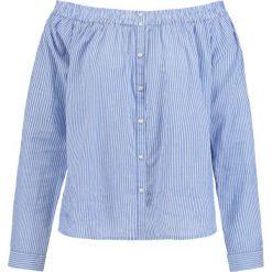 Bluzki asymetryczne: Second Female Bluzka summer blue