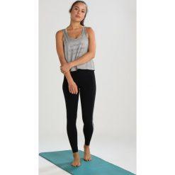 Yogasearcher LOTA Top stone. Szare topy damskie Yogasearcher, s, z bawełny. Za 209,00 zł.