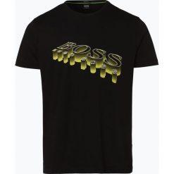 BOSS Athleisurewear - T-shirt męski – Tee 2, czarny. Czarne t-shirty męskie z nadrukiem BOSS Athleisurewear, m. Za 249,95 zł.