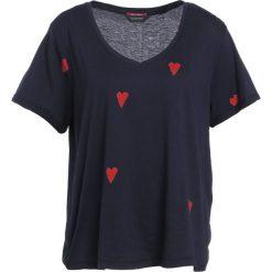 T-shirty damskie: Scotch & Soda Tshirt z nadrukiem dark blue