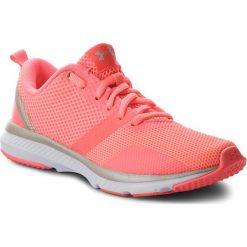 Buty UNDER ARMOUR - Ua W Press 2 3000260-600 Org. Czerwone buty do fitnessu damskie Under Armour, z materiału. W wyprzedaży za 199,00 zł.