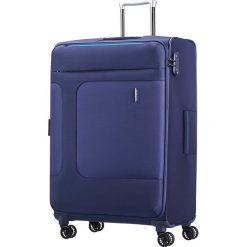 Walizki: Walizka w kolorze niebieskim - 50 x 77 x 31 cm