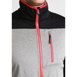 Kurtki sportowe męskie: Your Turn Active Kurtka Softshell mottled grey