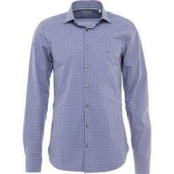 Michael Kors PARMA SLIM FIT Koszula biznesowa dark navy. Niebieskie koszule męskie slim marki Polo Ralph Lauren, m, z bawełny, polo. Za 379,00 zł.