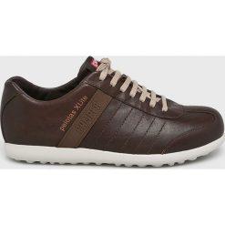 Camper - Buty. Szare buty skate męskie Camper, z materiału, na sznurówki. W wyprzedaży za 549,90 zł.