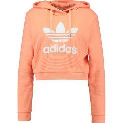 Bluzy damskie: adidas Originals TREFOIL HOODIE Bluza z kapturem chalk coral