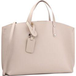 Torebka CREOLE - K10220  Jasny Fiolet. Brązowe torebki klasyczne damskie Creole, ze skóry. Za 219,00 zł.