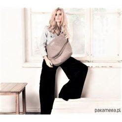 Duża torba Mili Chic Mc6 - grey. Szare torebki klasyczne damskie Pakamera, ze skóry, duże. Za 169,00 zł.