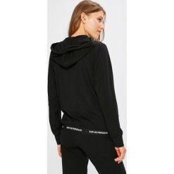 Emporio Armani - Piżama. Czarne piżamy damskie Emporio Armani, l, z bawełny. Za 449,90 zł.