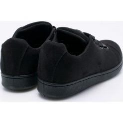 Answear - Tenisówki Ideal Shoes. Szare tenisówki damskie marki ANSWEAR, z gumy. W wyprzedaży za 59,90 zł.