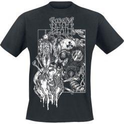 Napalm Death Harmony corruption T-Shirt czarny. Czarne t-shirty męskie Napalm Death, s. Za 74,90 zł.