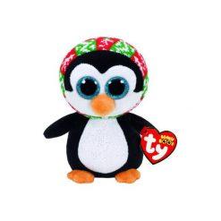 Przytulanki i maskotki: Maskotka TY INC Beanie Boos Penelope- Pingwin 15cm