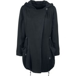 Kurtki damskie: Fashion Victim Oversize Jacket Kurtka damska czarny
