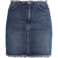 Minispódniczki: NORR KAJA  Spódnica jeansowa blue