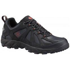 Columbia Buty Trekkingowe Peakfreak Xcrsn Ii Low Leather Outdry Black Super Sonic 44.5. Czarne buty trekkingowe męskie marki ROCKRIDER. W wyprzedaży za 399,00 zł.