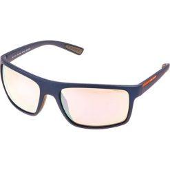 """Okulary przeciwsłoneczne męskie: Okulary przeciwsłoneczne """"OPS 02QS UAX2E2"""" w kolorze niebieskim"""
