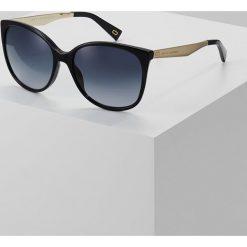 Marc Jacobs Okulary przeciwsłoneczne black. Czarne okulary przeciwsłoneczne damskie aviatory Marc Jacobs. W wyprzedaży za 487,20 zł.