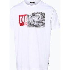 Diesel - T-shirt męski, czarny. Niebieskie t-shirty męskie marki Diesel. Za 229,95 zł.
